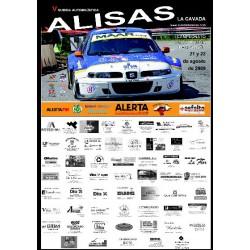Subida Alisas 2009