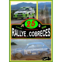 Rallye de Cóbreces 2009