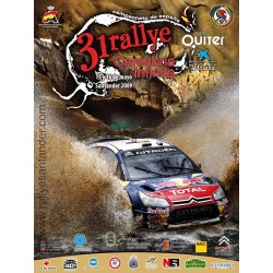 Rallye Cantabria Infinita 2009