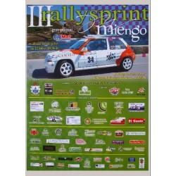 Rallysprint de Miengo 2009
