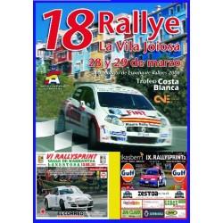 Rallye Vilajoiosa 2008