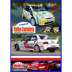 Rallye Cantabria 2008