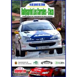 Rallyesprint de Cieza 2008