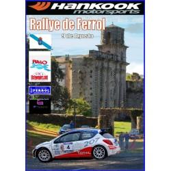 Rallye de Ferrol 2008