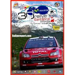 Rallye Cantabria Infinita 2008