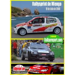 Rallysprint de Miengo 2008