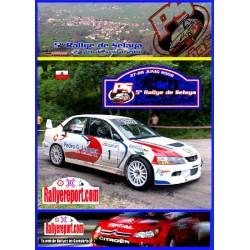 Rallye de Selaya 2008