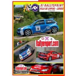 Rallysprint de Limpias 2008