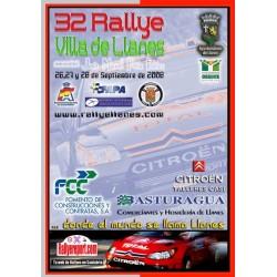 Rallye Villa de Llanes 2008