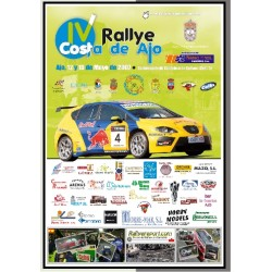 Rallye Costa de Ajo 2007
