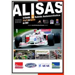 Subida Alisas 2007