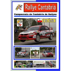 Rallye Cantabria 2007