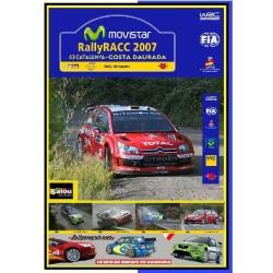 Rallye RACC Spain Cataluña