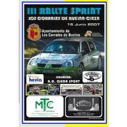 Rallysprint de Cieza 2007
