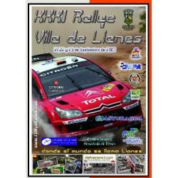 Rallye Villa de Llanes 2007