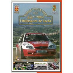 Rallysprint de Sarón 2007