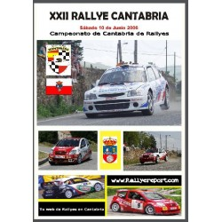 Rallye Cantabria 2006