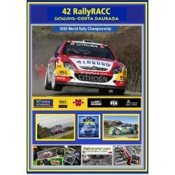 Rallye RACC Spain Cataluña...