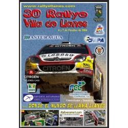 Rallye de Llanes 2006
