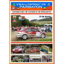 Rallysprint de Parbayón 2006