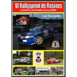 Rallysprint de Rasines 2006