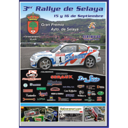 Rallye de Selaya 2006