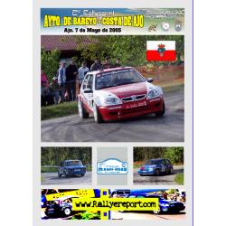 Rallysprint de Bareyo 2005