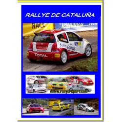 Rallye Cataluña Spain 2005