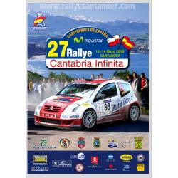 Rallye Cantabria Infinita 2005
