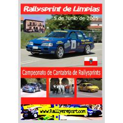 Rallysprint de Limpias 2005