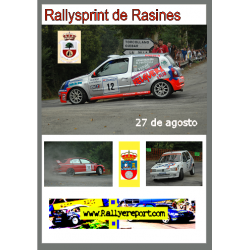 Rallysprint de Rasines 2005