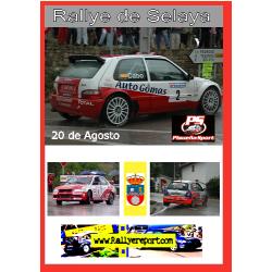 Rallye de Selaya 2005