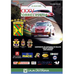 Rallye de Torrelavega 2005