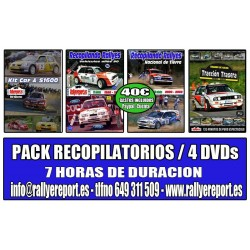 Pack Recopilatorios