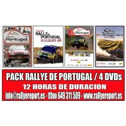Pack Rallye de Portugal