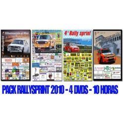 Pack Rallysprint 2010