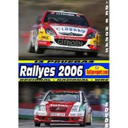 Rallyes 2006