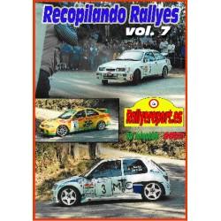 Recopilando Rallyes...