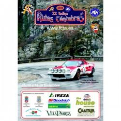 Rallye Rutas cántabras 2009