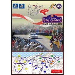 Rallye Rutas cántabras 2012
