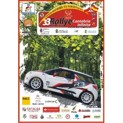 Rallye Cantabria Infinita 2011