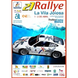 Rallye Vilajoiosa 2011