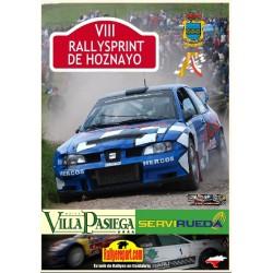 Rallysprint de Hoznayo 2010