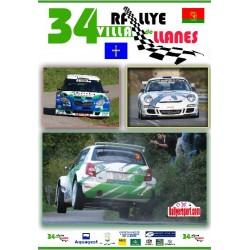 Rallye Villa de Llanes 2010