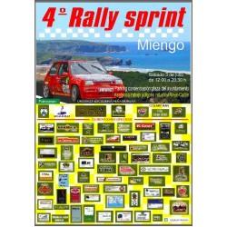 Rallysprint de Miengo 2010