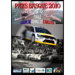 Rallye Pays Basque - Finale...